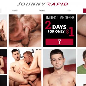 Johnnyrapid - Best Premium Gay Porn Sites