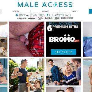 Maleaccess - Best Premium Gay Porn Sites