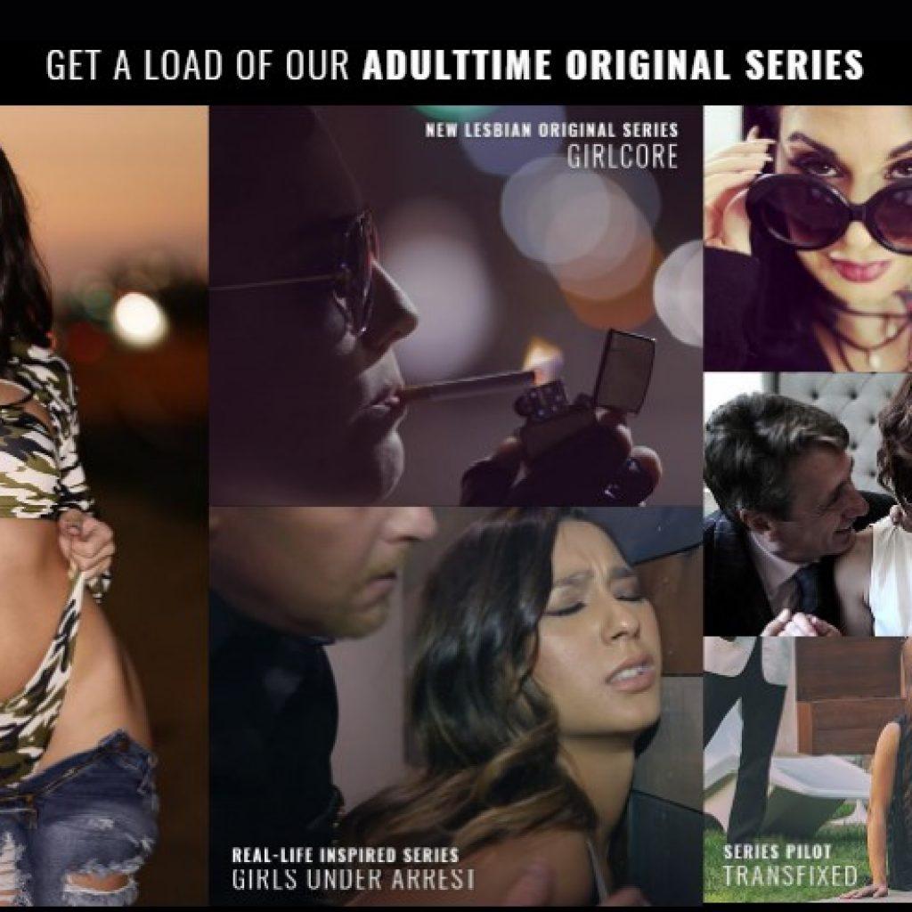 AdultTime - Best Premium Porn Sites